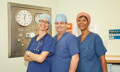 rapid access gynaecology team - Home